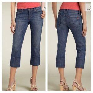 Joe's Jeans Socialite Kicker Capris